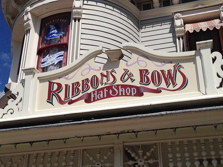 ribbons-bows